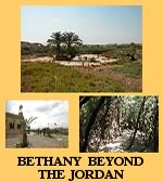 Bethany Beyond the Jordan